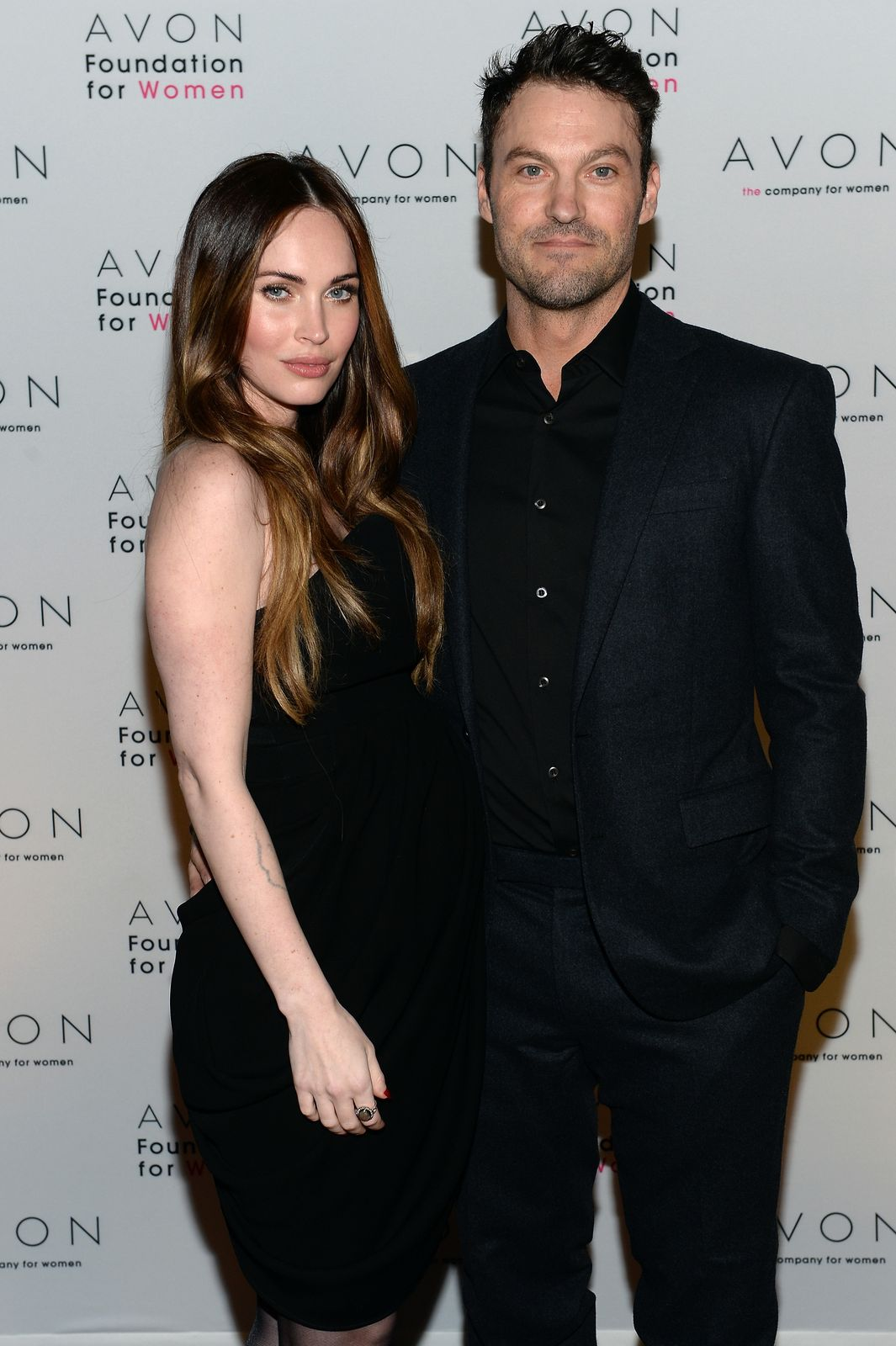 Megan Fox and Brian Austin Green/Photo:Getty Images