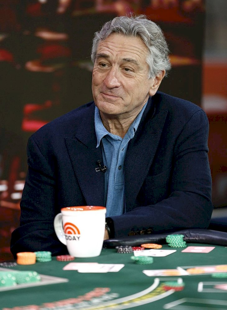 "Image Credits: Getty Images / Peter Kramer / NBC / NBC Newswire / NBCUniversal | Robert De Niro appears on NBC News' ""Today"" show."