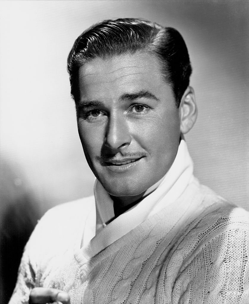 Image Source: Getty Images/A photo Errol Flynn