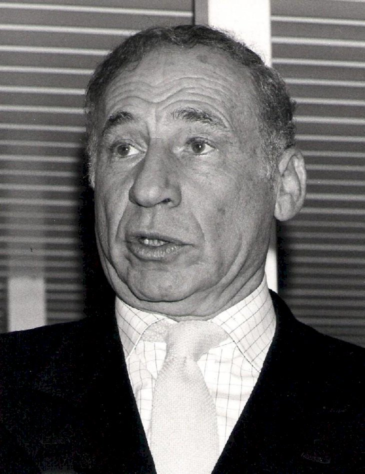 Image Credit: Wikimedia Commons/Towpilot | Image of Get Smart creator, Mel Brooks