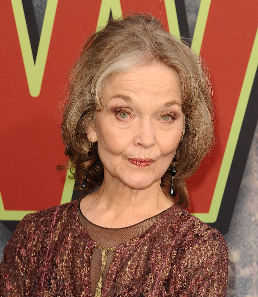 "Image Credits: Getty Images / Jason LaVeris / FilmMagic | Actress Grace Zabriskie attends the premiere of ""Twin Peaks"" at Ace Hotel on May 19, 2017 in Los Angeles, California."