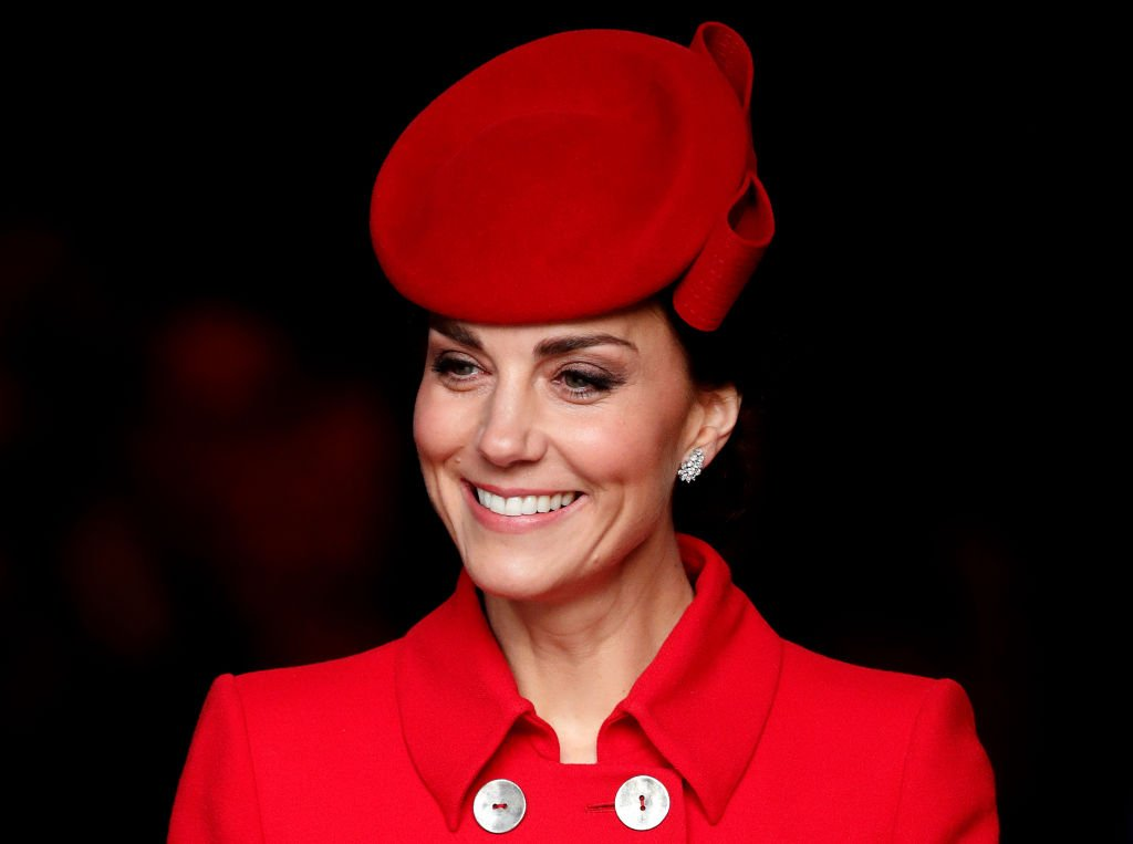 Image Credit: Getty Images / Catherine, Duchess of Cambridge attends the 2019 Commonwealth Day service at Westminster Abbey on March 11, 2019 in London, England.