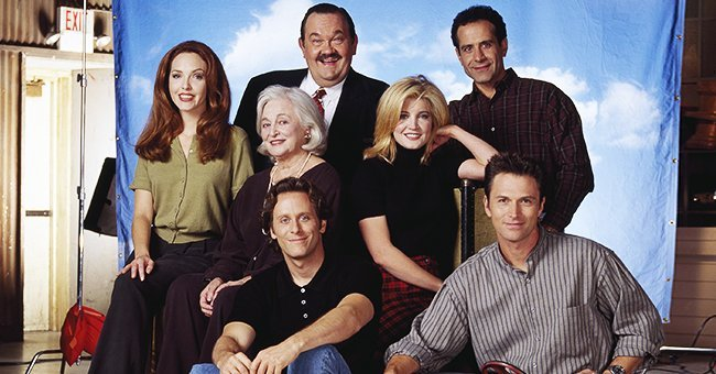 The 'Wings' Cast Now And Then
