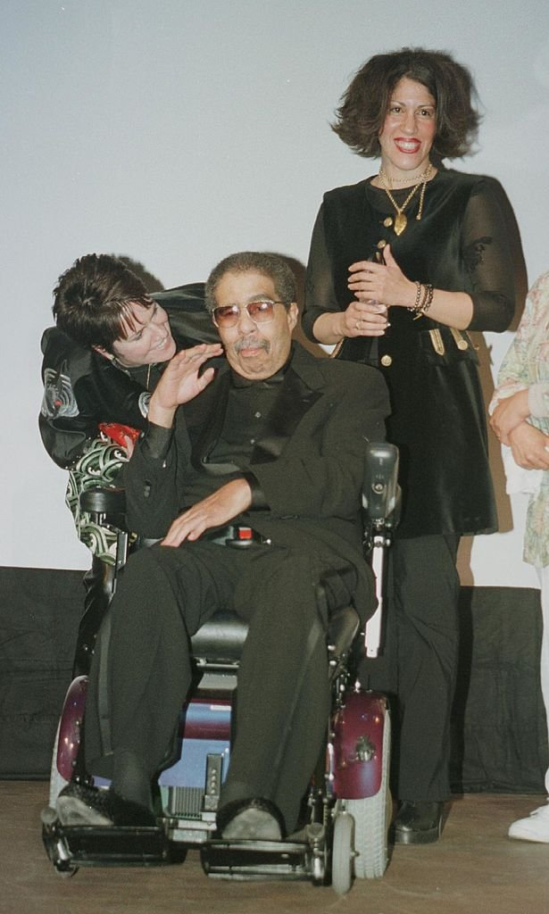 Image Credits: Getty Images / Dave Luchansky | Richard Pryor with wife Jennifer and daughter Rain