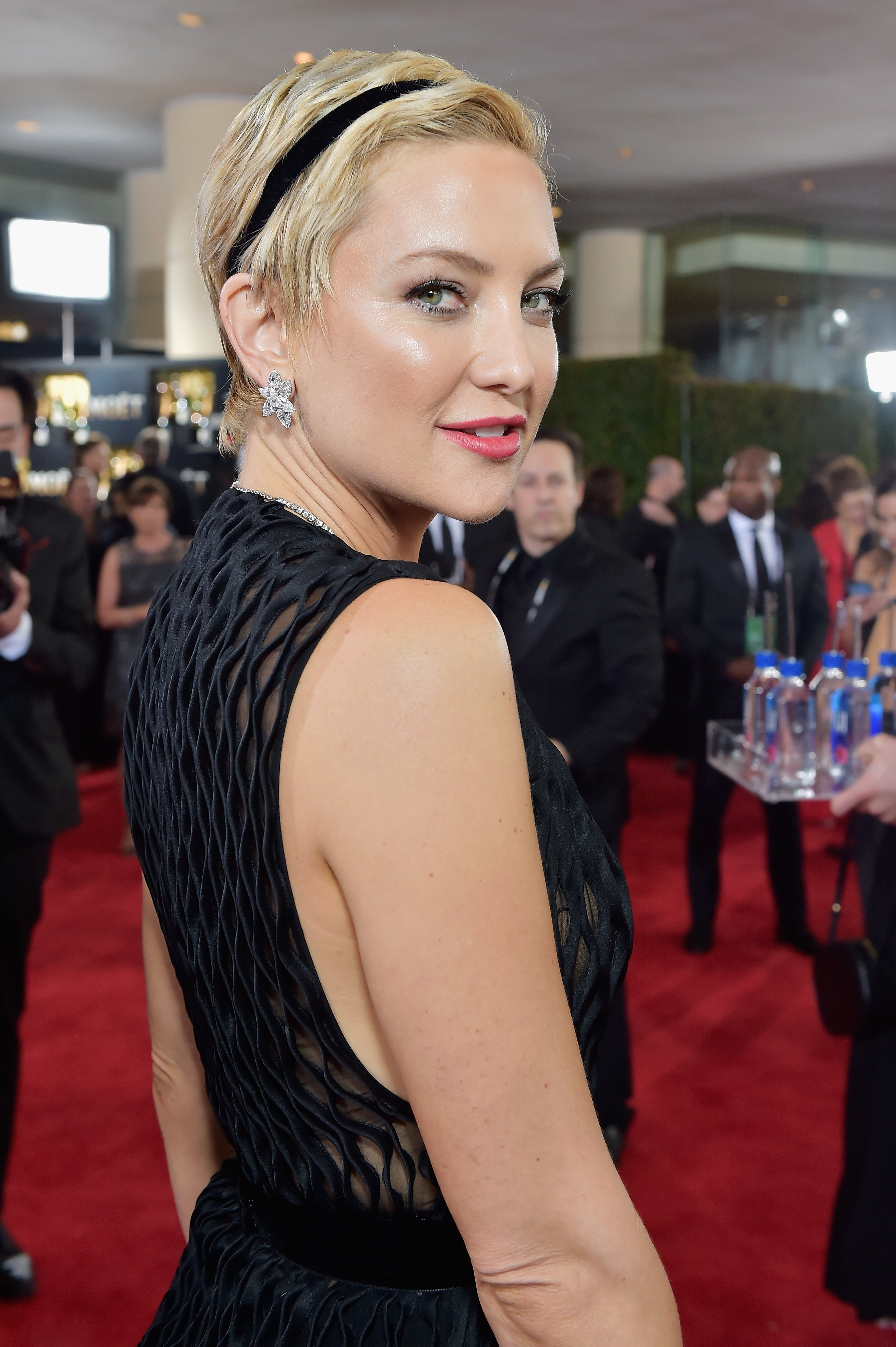 Image Credits: Getty Images / Stefanie Keenan | Actor Kate Hudson attends The 75th Annual Golden Globe Awards at The Beverly Hilton Hotel on January 7, 2018 in Beverly Hills, California.