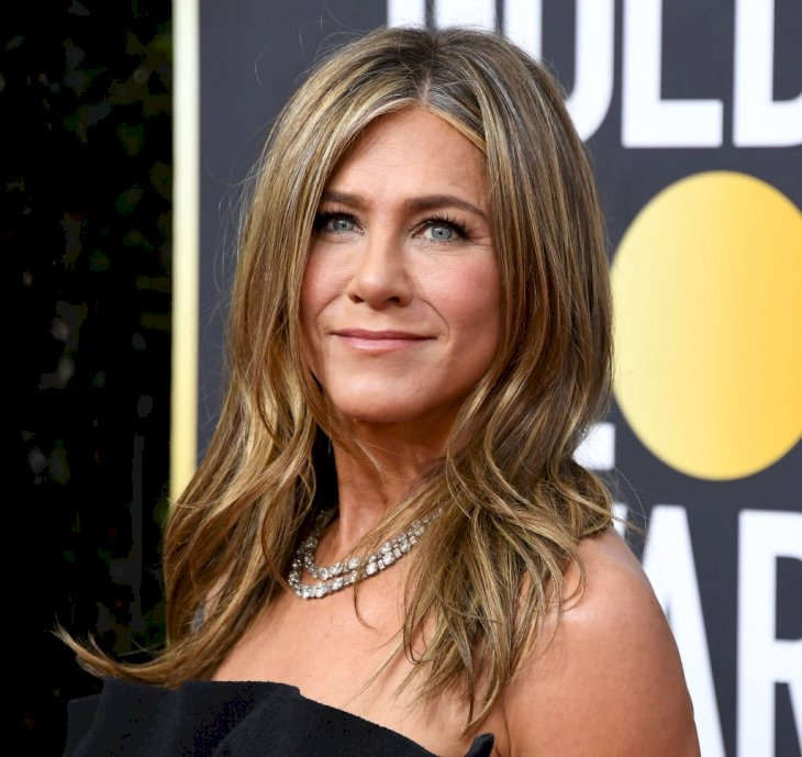 Image Credits: Getty Images / Steve Granitz / WireImage | Jennifer Aniston in January 2020.