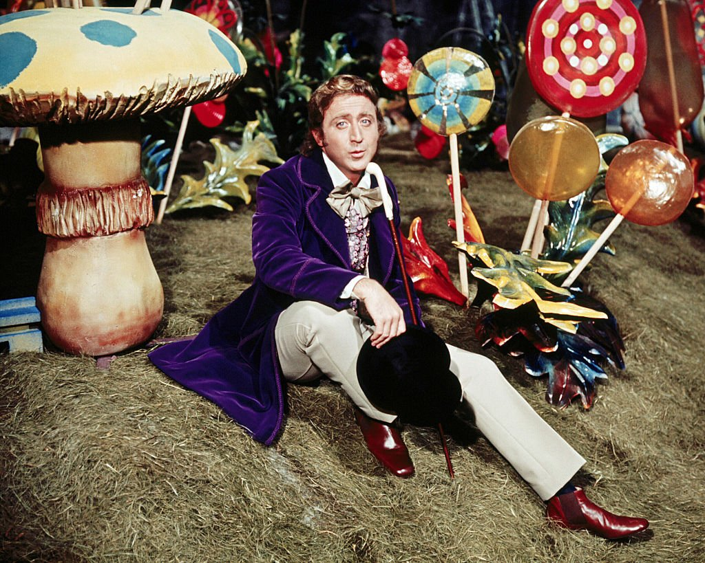 Image Credit: Getty Images / Paramount Pictures- Willy Wonka and the Chocolate Factory