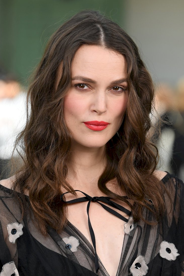 Image Credits: Getty Images / Pascal Le Segretain | Keira Knightley is an Aries.