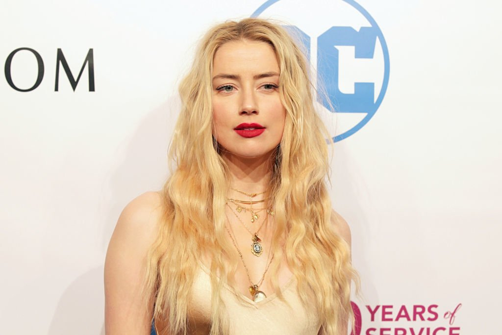 Image Credit: Getty Images / Amber Heard attends the 2019 Emery Awards at Cipriani Wall Street on November 06, 2019 in New York City.