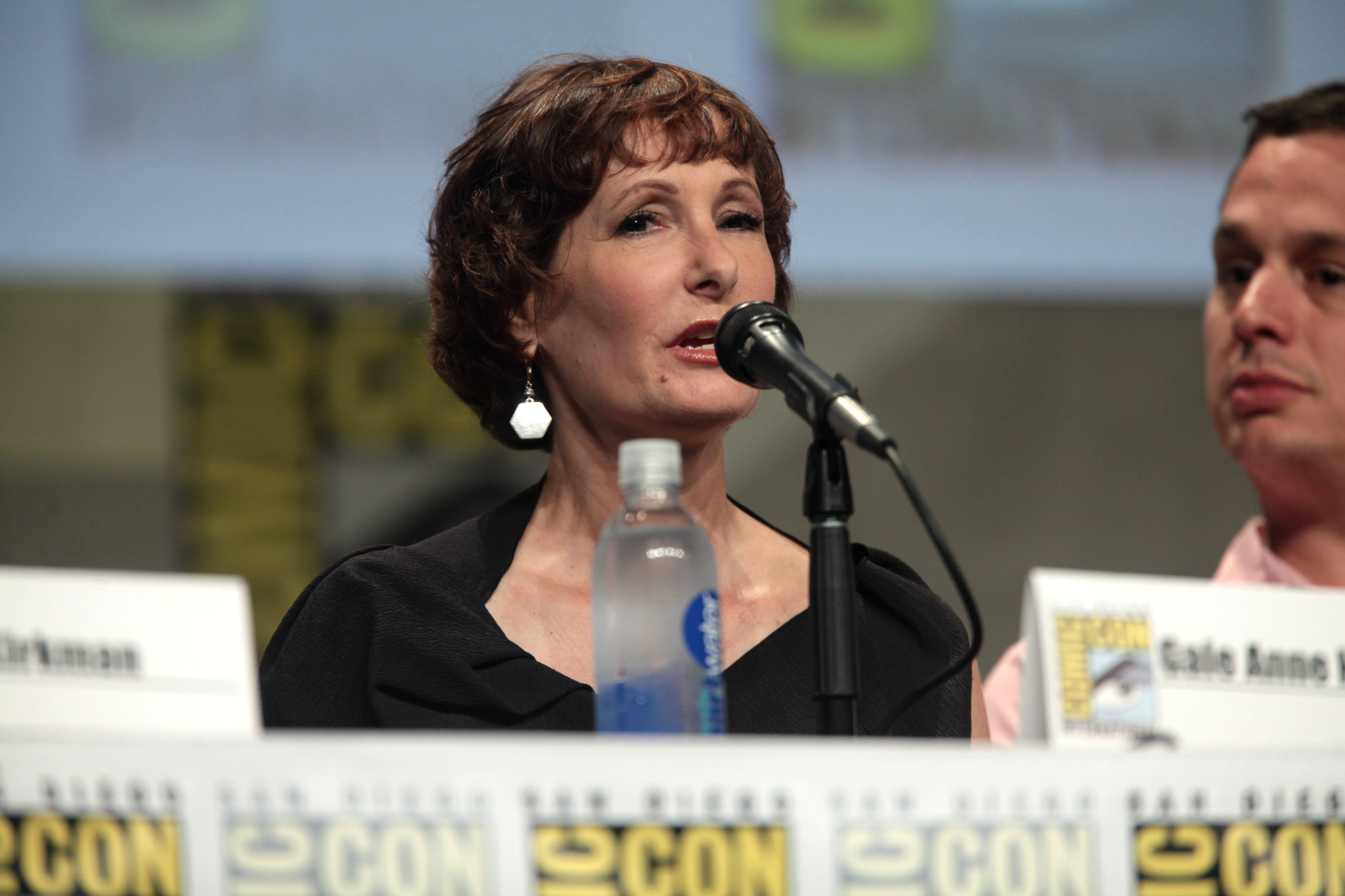 Executive Producer of The Walking Dead Gale Anne Hurd /CC BY-SA 2.0/ Gage Skidmore / flickr