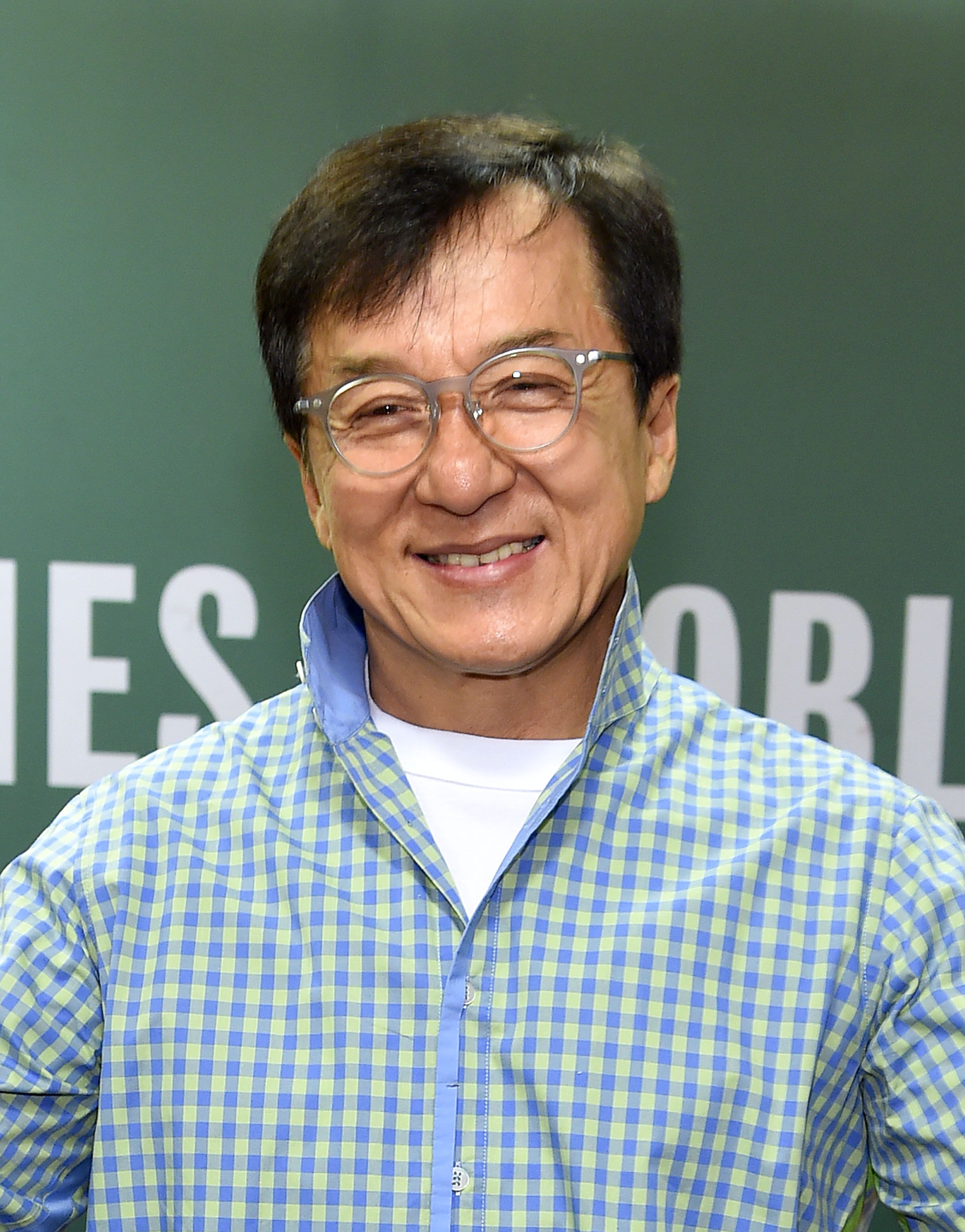 Jackie Chan/Photo:Getty Images