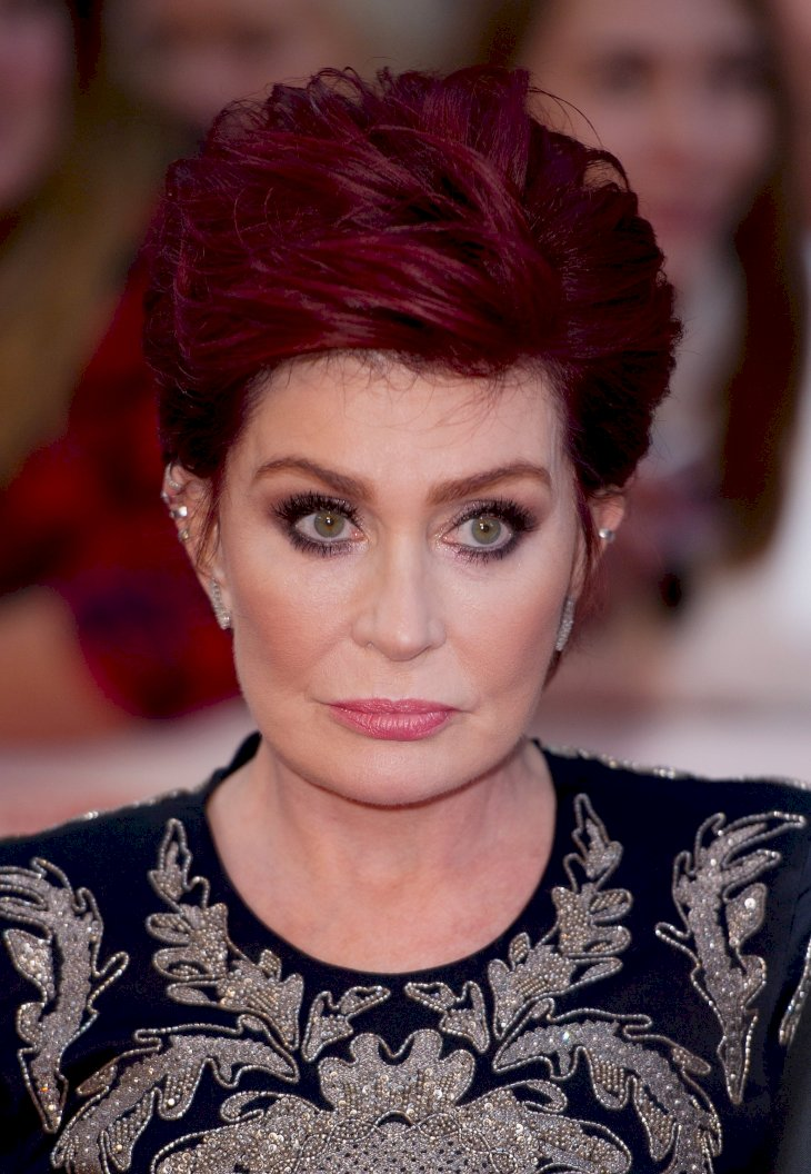Image Credit: Getty Images / Sharon Osbourne at an event.