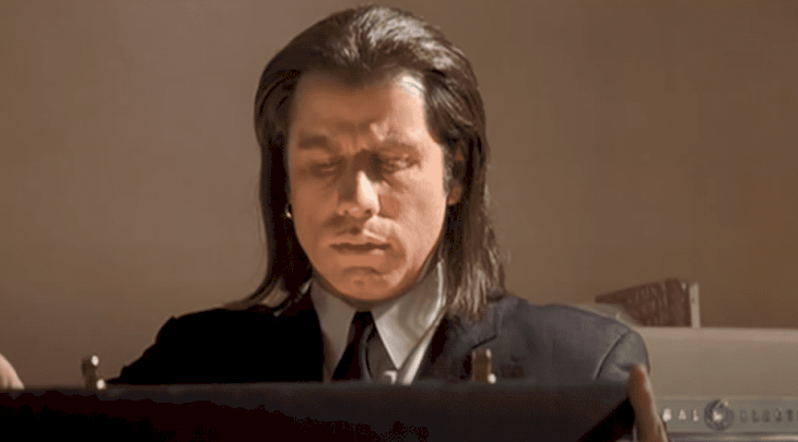 Image Source: YouTube/ ReservoirFrogs - Mirmax/Pulp Fiction