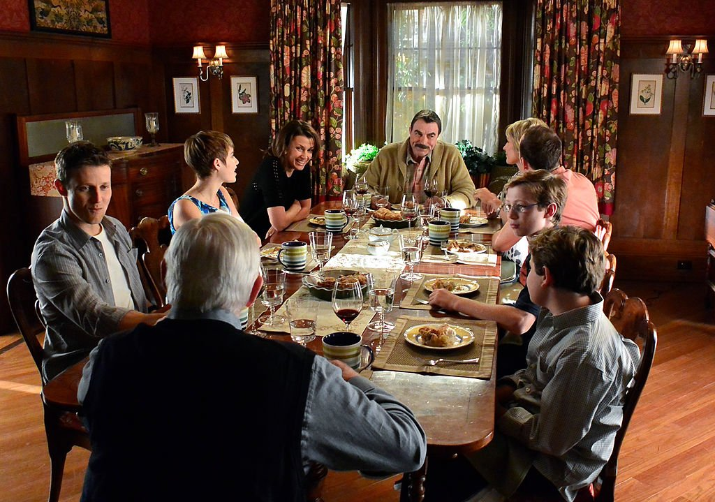 Image Source: Getty Images/Blue Bloods/CBS