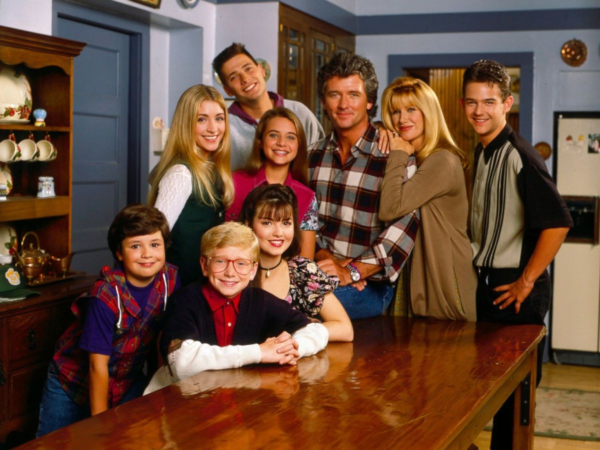 The Cast Of 'Step By Step'—Where Are They Now?
