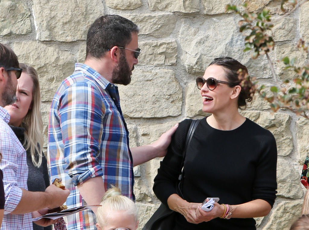 Image Source: Getty Images/BG004/Bauer-Griffin/Ben Affleck and Jennifer Garner are seen on November 04, 2018 in Los Angeles, California