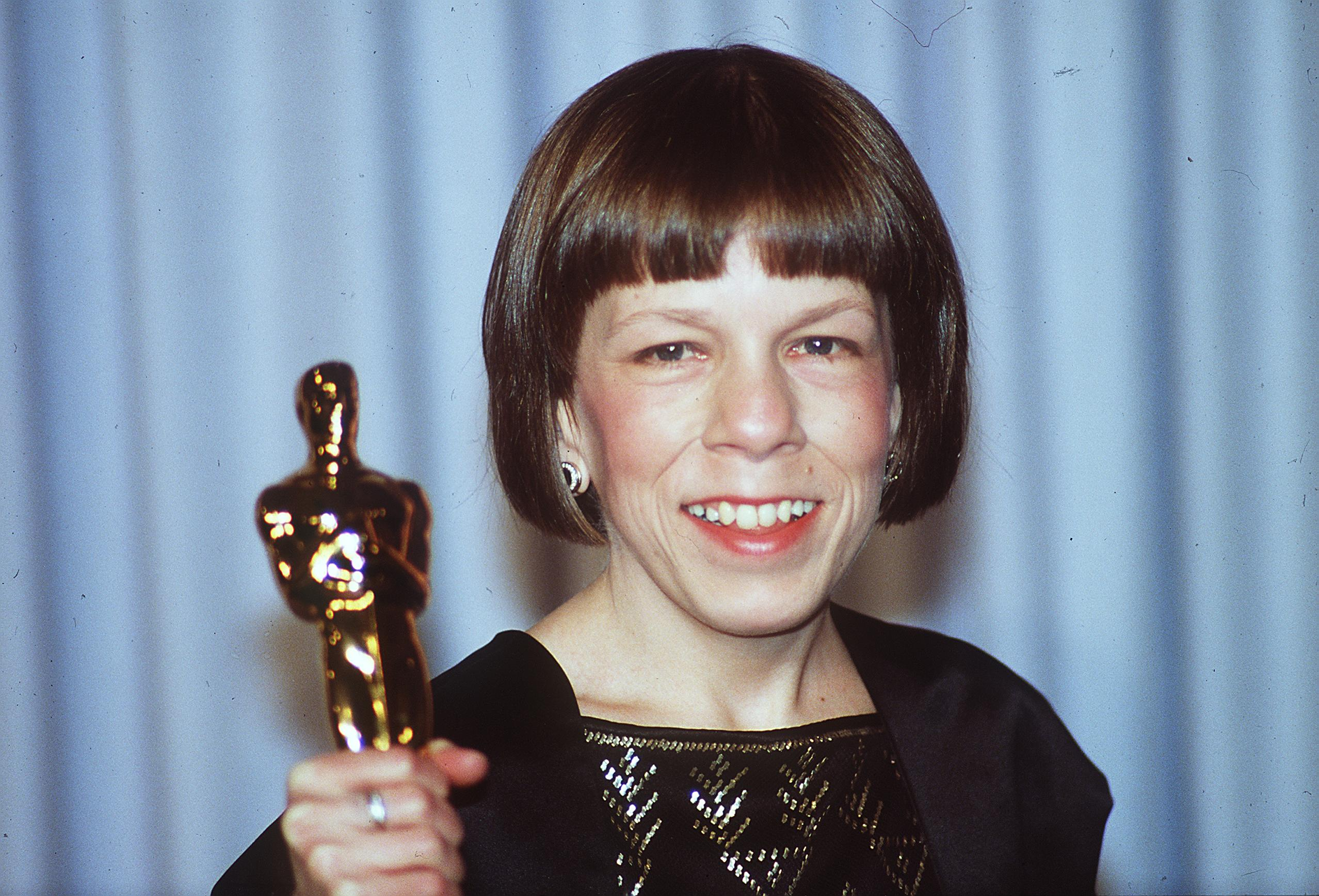 Image Credit: Getty Images / Actress and Oscar winner, Linda Hunt poses for a photograph.