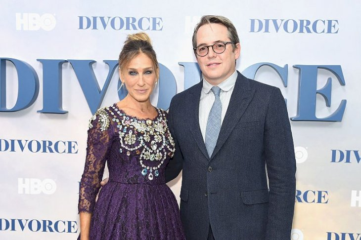"Image Credits: Getty Images / Jamie McCarthy | Sarah Jessica Parker and Matthew Broderick attend the ""Divorce"" New York Premiere at SVA Theater on October 4, 2016 in New York City."