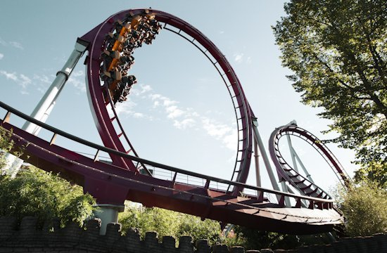 The Wildest Roller Coasters In The World