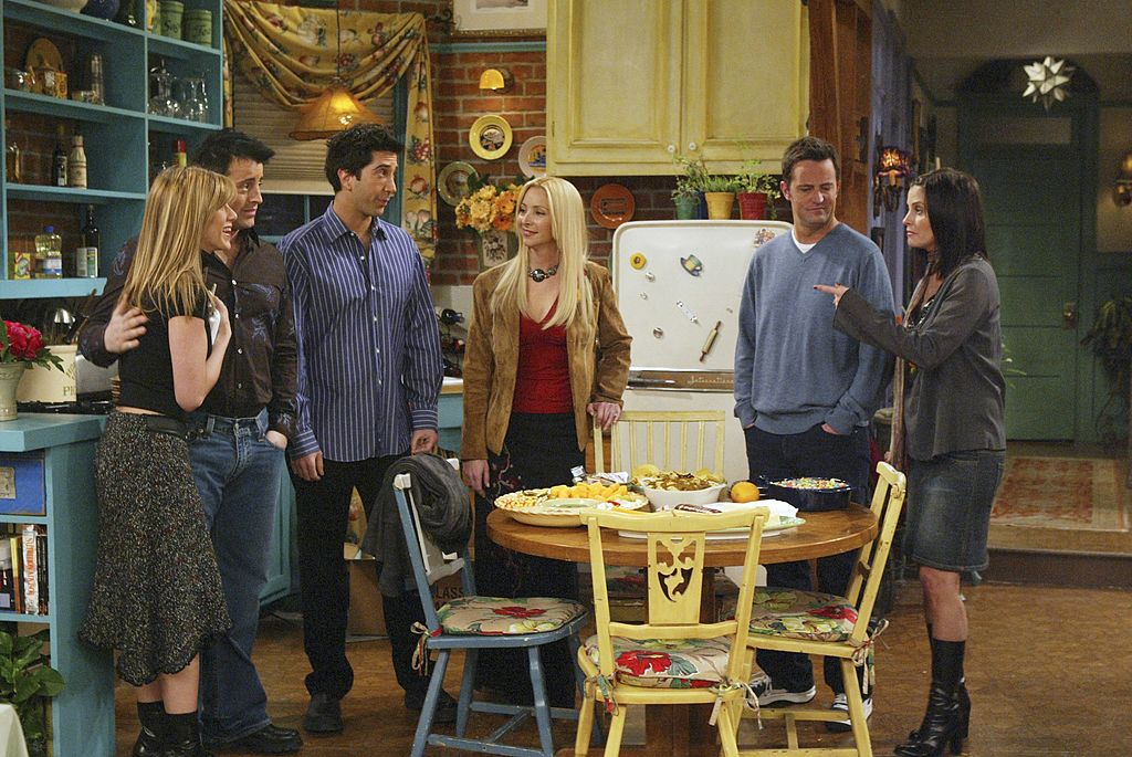 """Famous Food Recipes From """"Friends"""""""