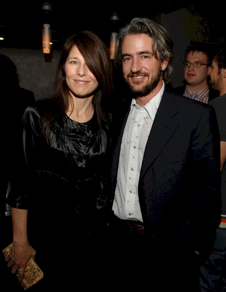 Dermot Mulroney and Catharine Keener/Photo:Getty Images