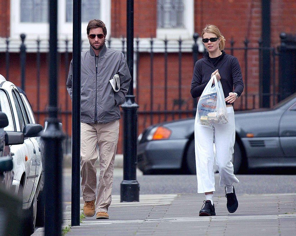 Image Credits: Getty Images / Antony Jones / UK Press | Gwyneth Paltrow & Luke Wilson Shopping At A Supermarket Near Her Home In West London.