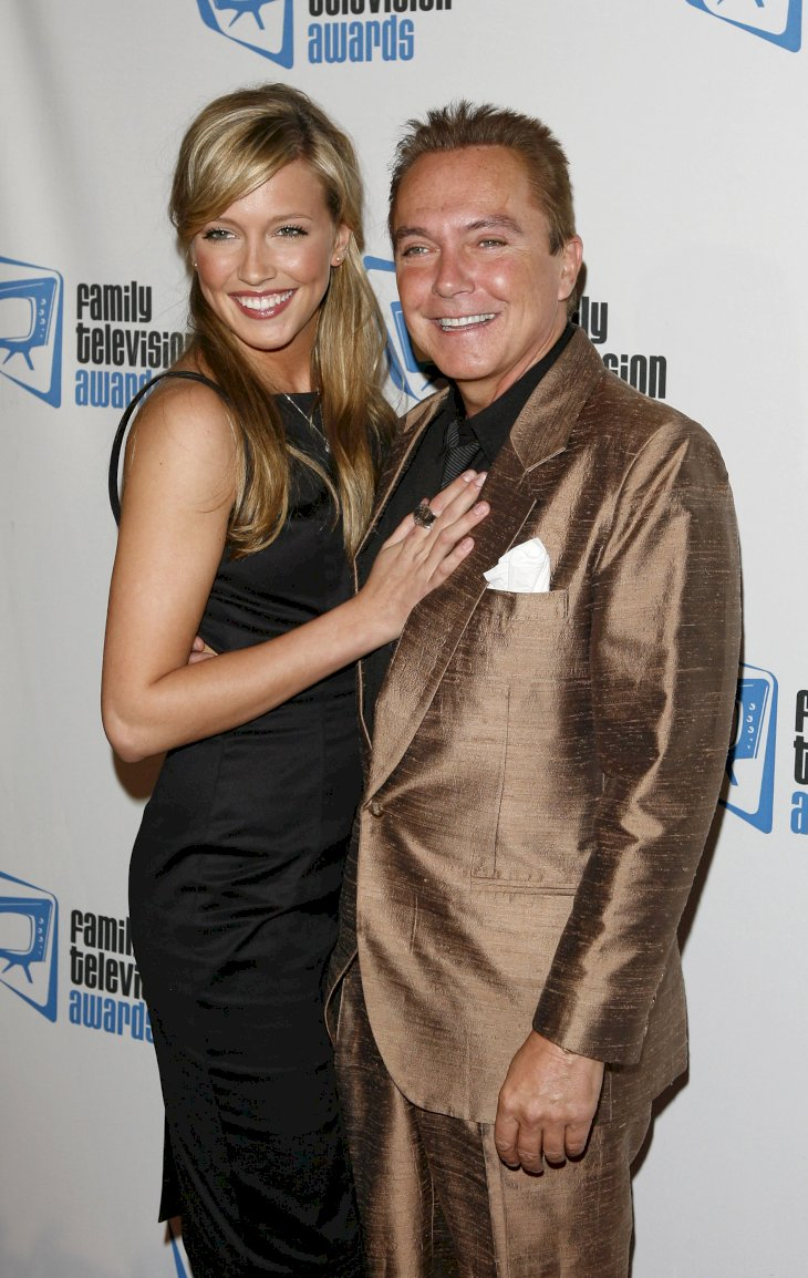 Image Credit: Getty Images / David Cassidy with his daughter, Katie Cassidy.