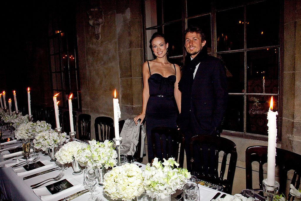 Tao Ruspoli and Olivia Wilde during the Dior Beauty 5th Annual Hollywood Glamour dinner on March 4, 2010 in West Hollywood, California. | Photo: Getty Images