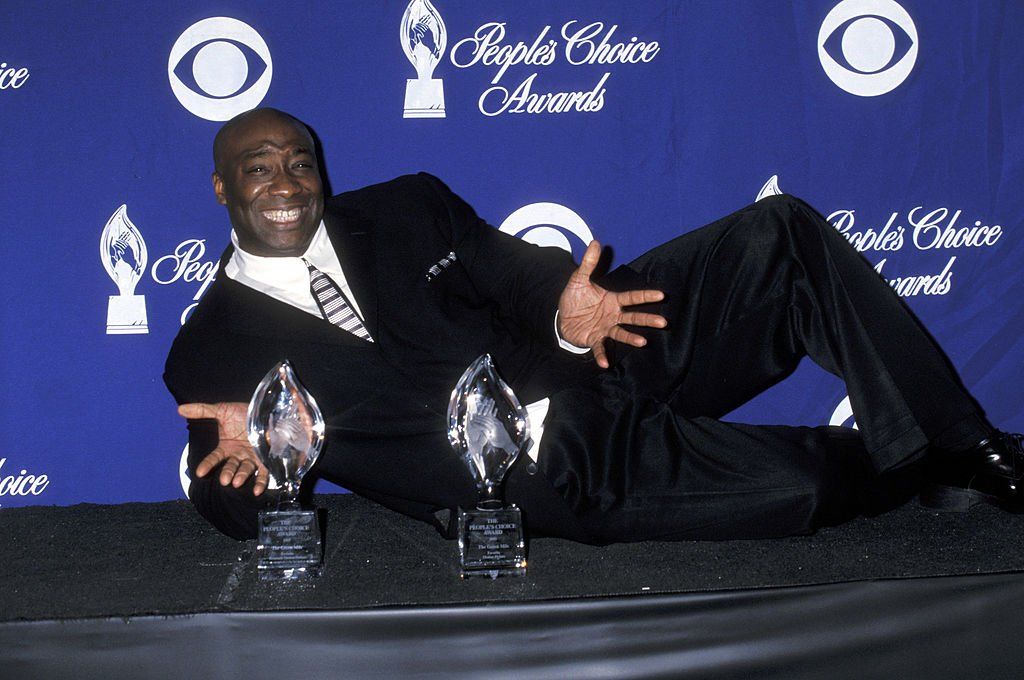 Image Credit: Getty Images / Michael Clarke Duncan during The 27th Annual People's Choice Awards at Pasadena Civic Auditorium in Pasadena, California, United States.