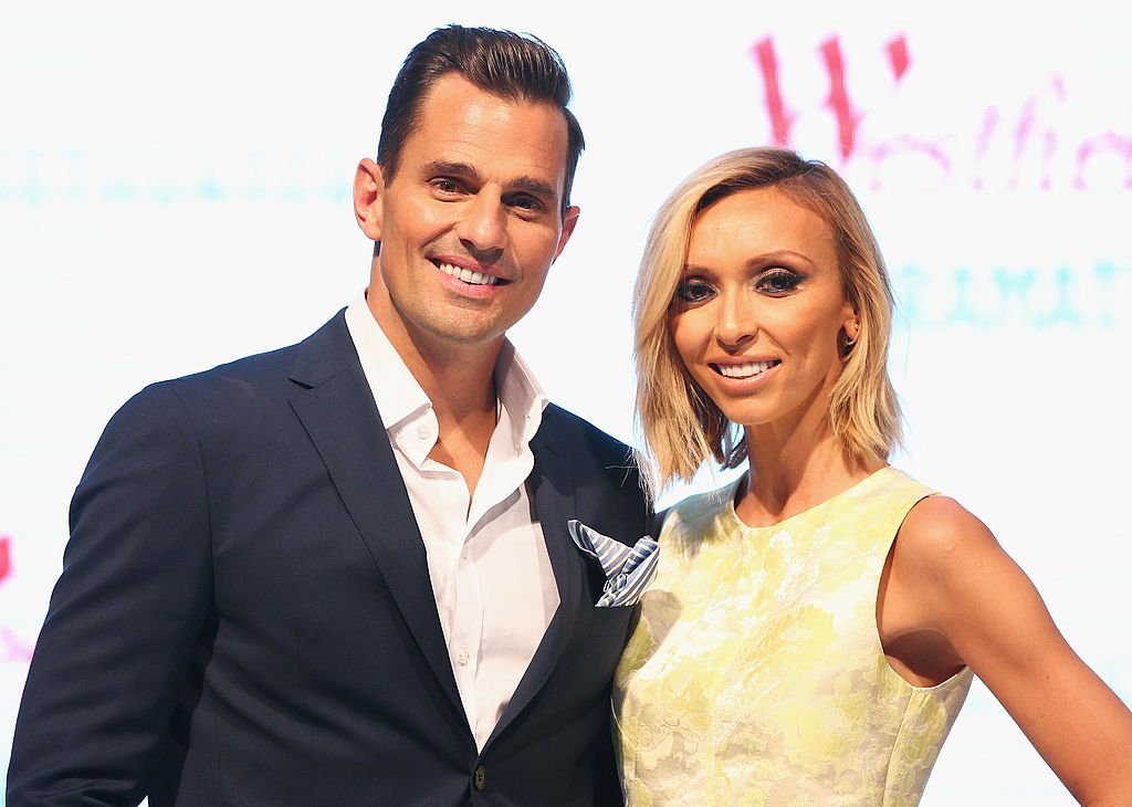 Bill and Giuliana Rancic Image Source: Getty Images.