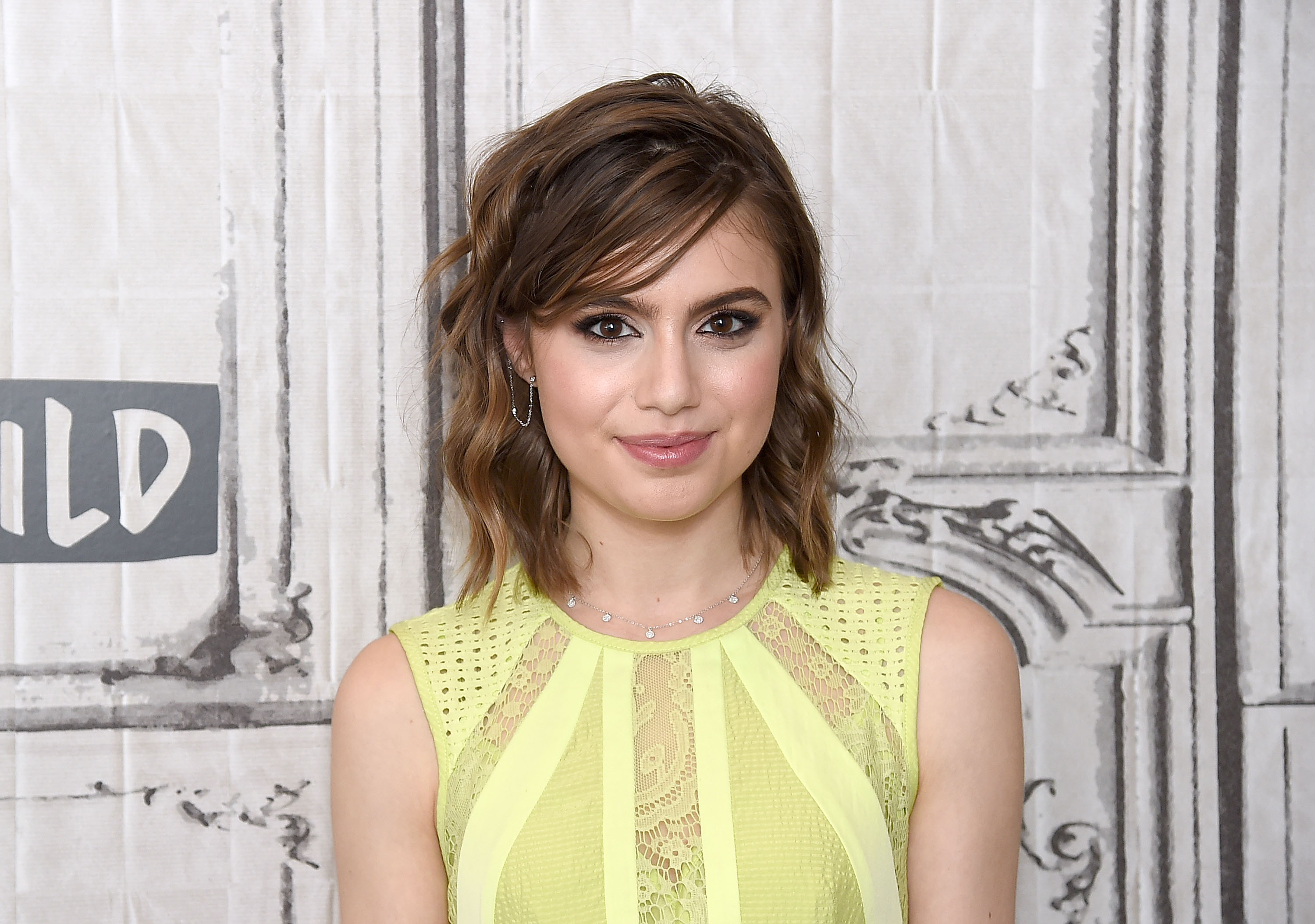 Image Credit: Getty Images/Jamie McCarthy | Sami Gayle visits Build Series at Build Studio