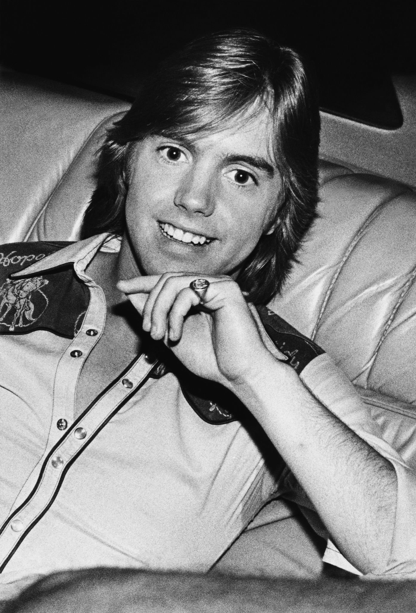 Teen idol singing sensation and son of actress Shirley Jones, Shaun Cassidy | Getty Images / Global Images Ukraine
