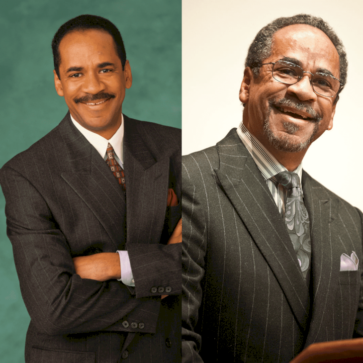 Image Credit: Getty Images / Before and After: Tim Reid.