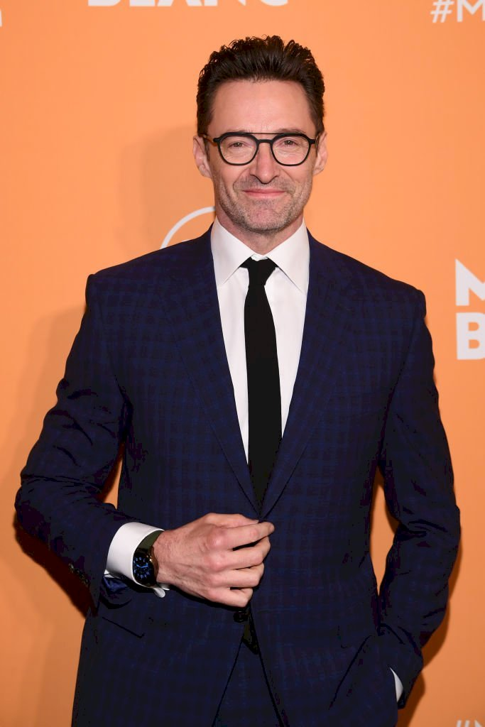 Image Credit: Getty Images / Actor Hugh Jackman at an event.