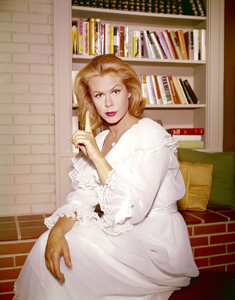 Image Credits: Getty Images / Walt Disney Television | Elizabeth Montgomery (Samantha) in Bewitched
