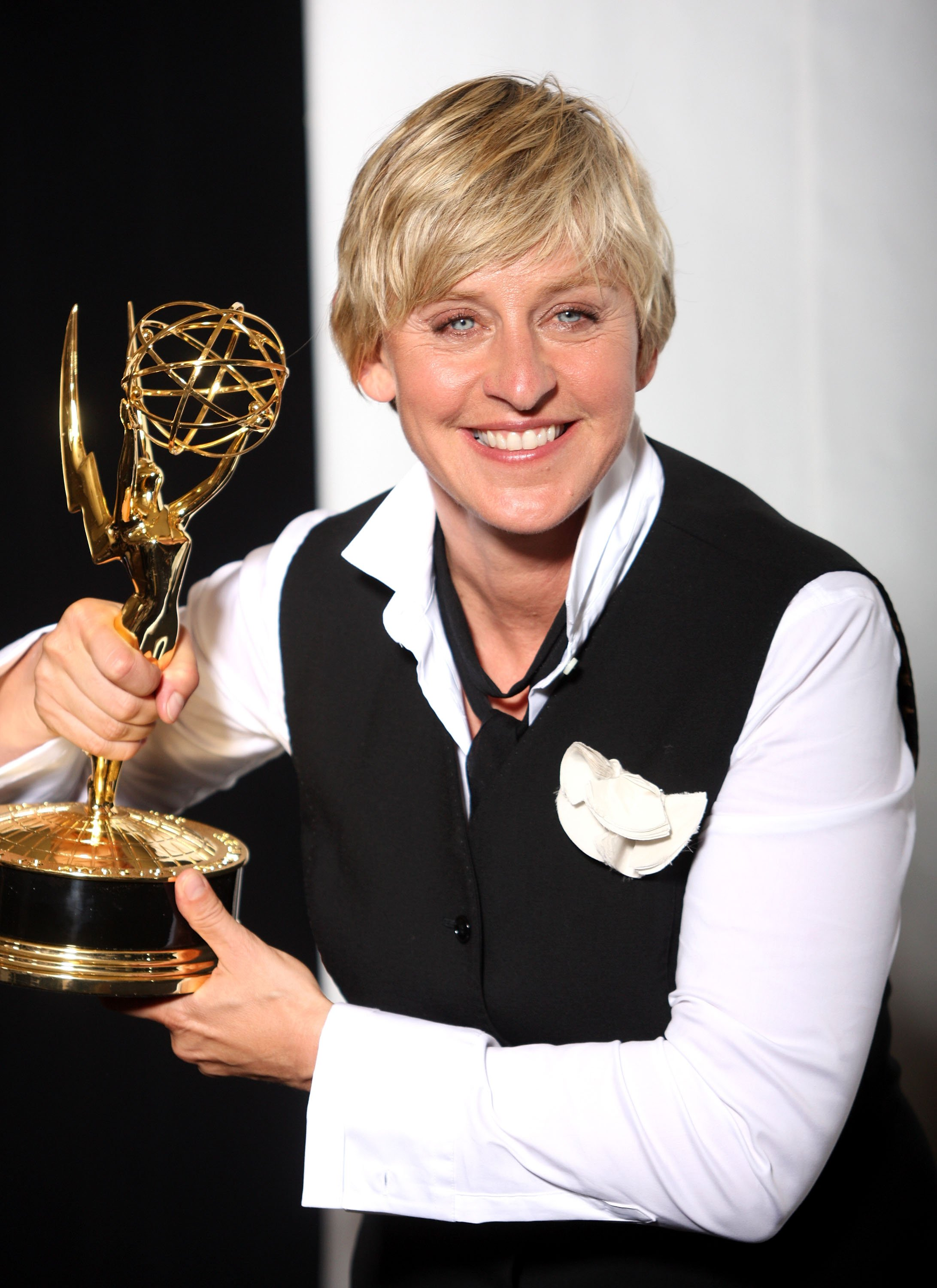 Ellen DeGeneres Image Sourc: Getty Images.