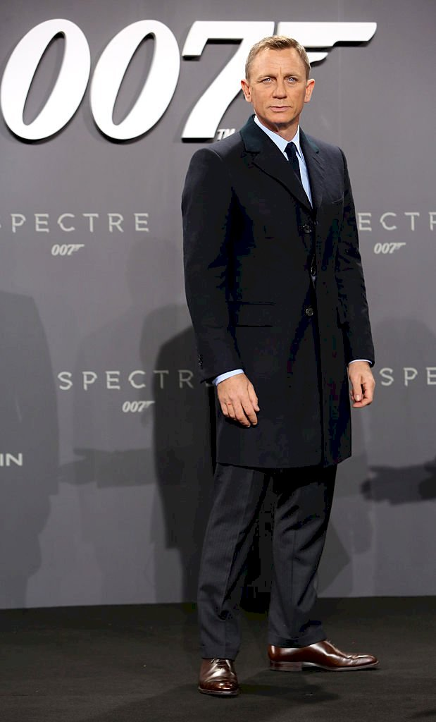 Image Credit: Getty Images/Getty Images for Sony Pictures/Adam Berry | Daniel Craig at the premiere of Spectre
