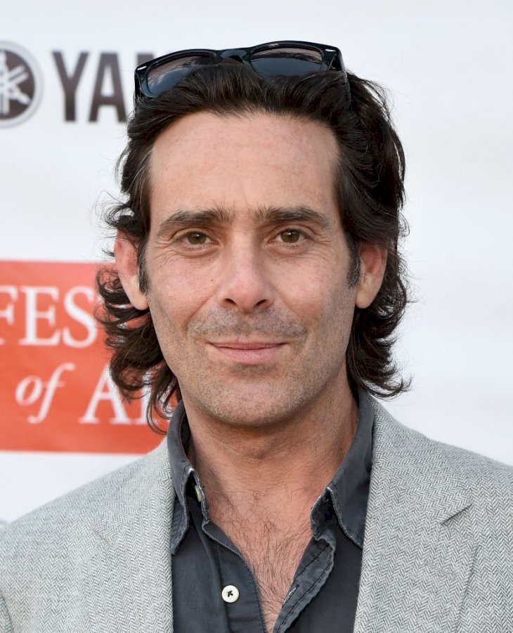 Image Credit: Getty Images/Getty Images for Festival of Arts/Michael Kovac |James Callis arrives at the Festival of Arts Celebrity Benefit