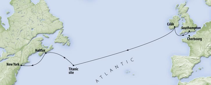 Image credits: Ultimate Titanic