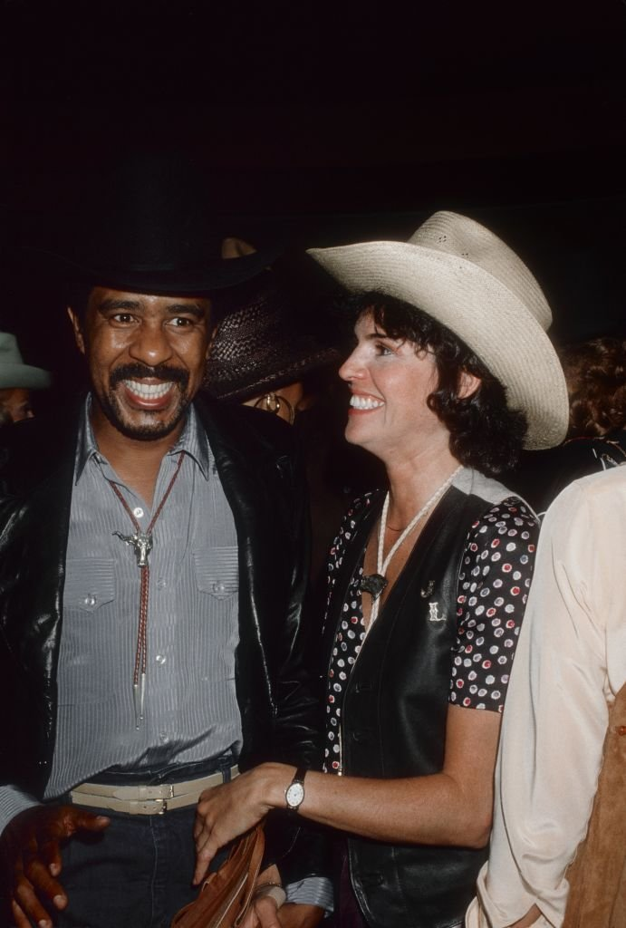 Image Credits: Getty Images / Michael Ochs Archives | Richard Pryor and wife Jennifer