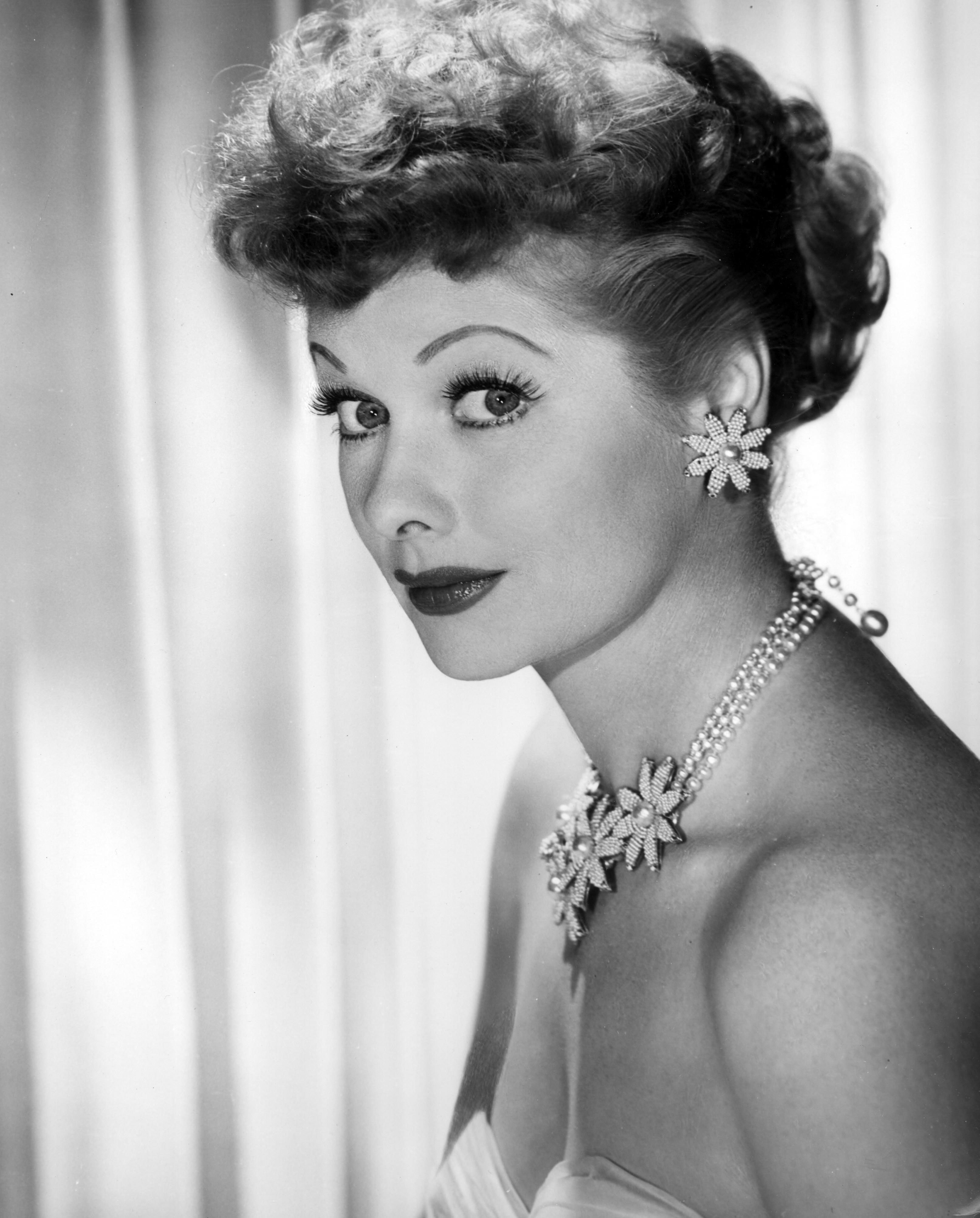 Image Credits: Getty Images   Lucille Ball stars with her real husband Desi Arnaz