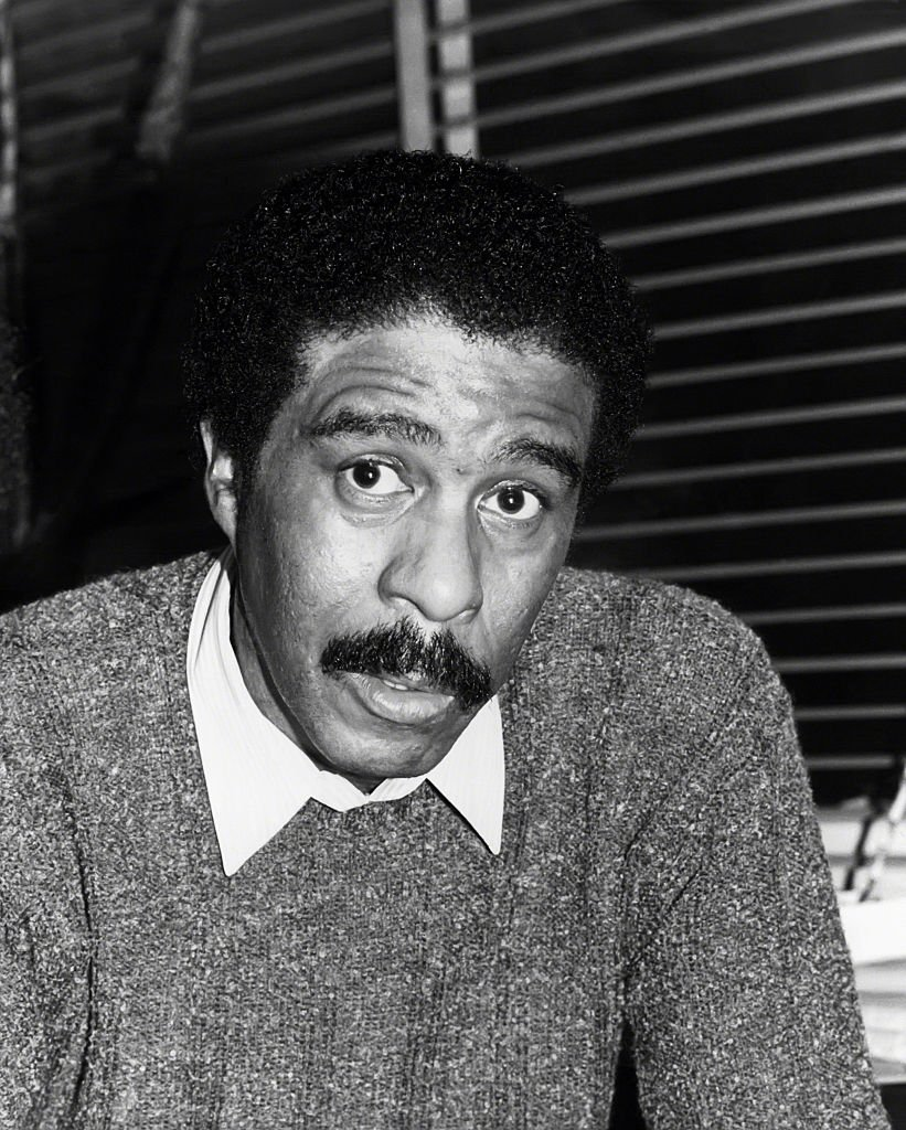 Image Credits: Getty Images / Robin Platzer | Richard Pryor in 1980