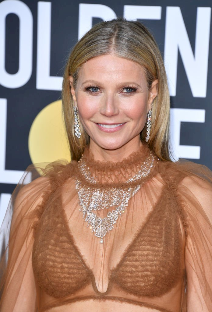 Image Credits: Getty Images / George Pimentel / WireImage | Gwyneth Paltrow in January 2020.