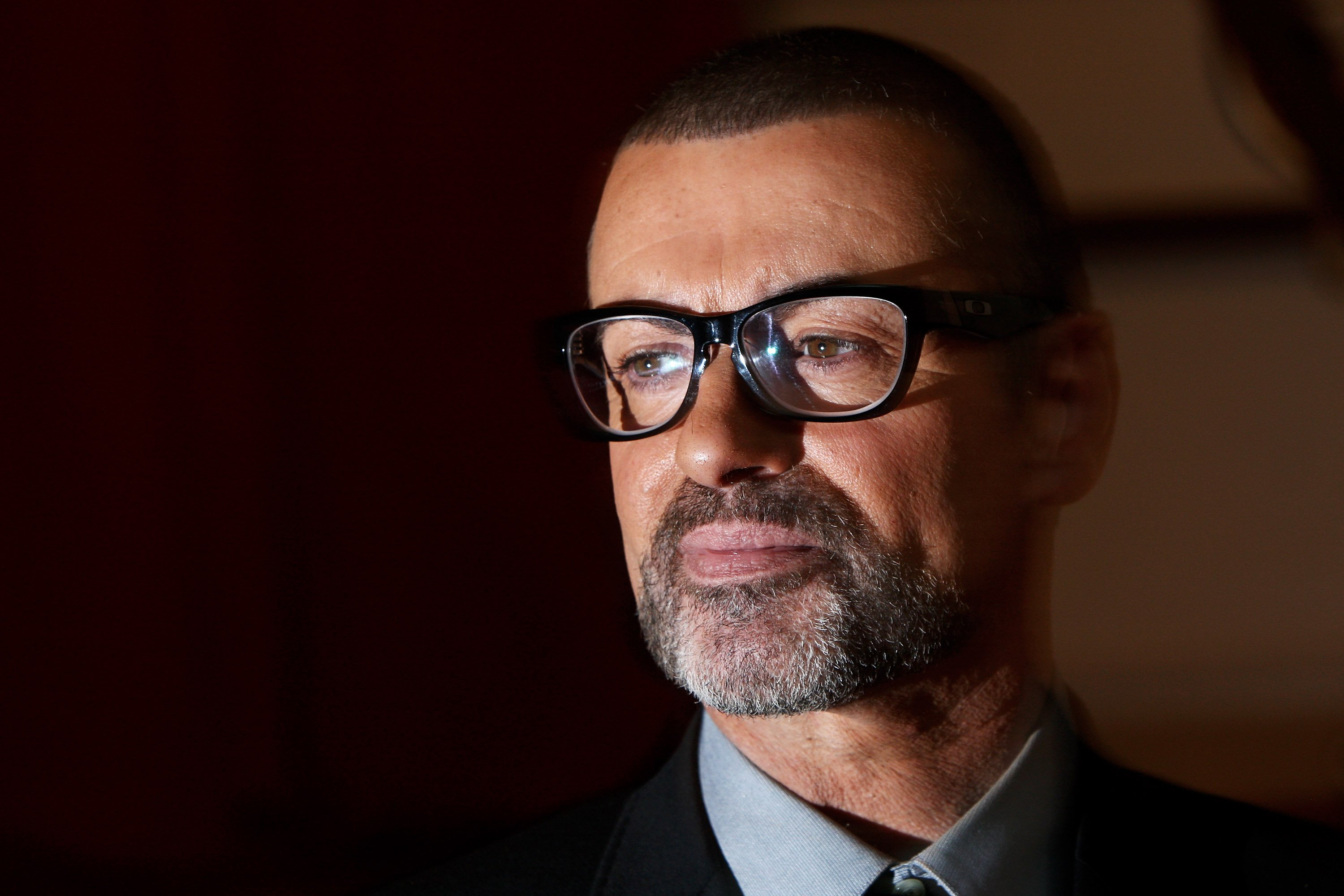 Image Source: Getty Images/A photo of George Michael