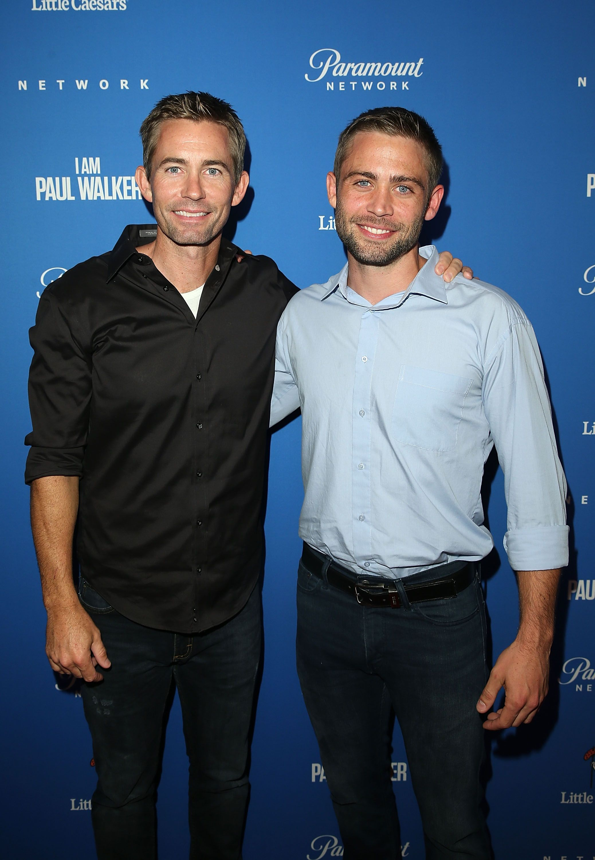 Paul Walker and his brother Caleb Walker / Getty Images