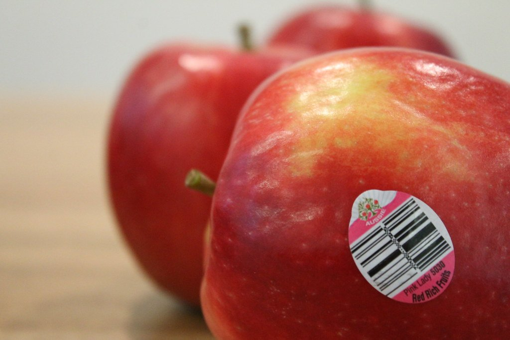 Hidden Meaning of the Stickers on Fruits and Vegetables