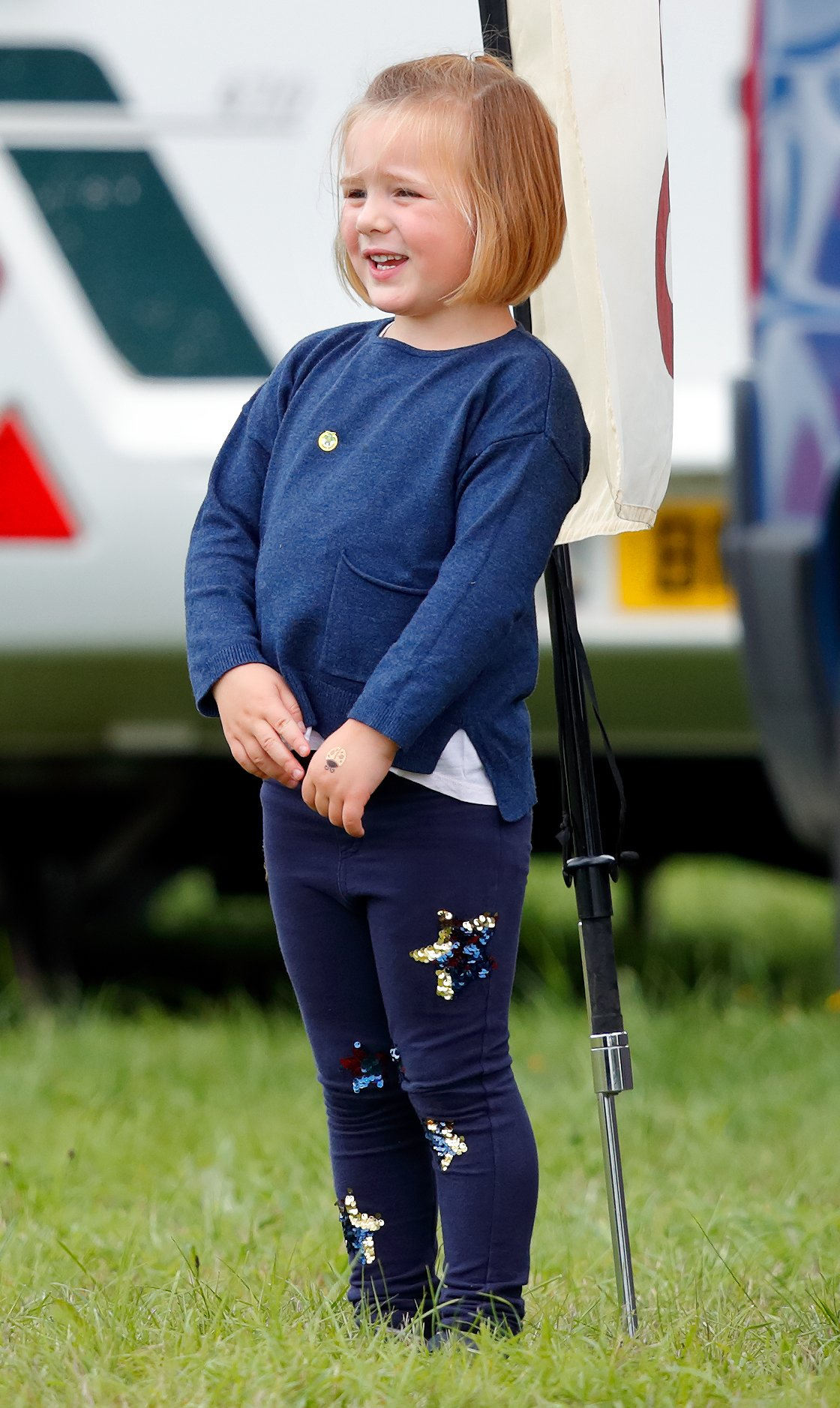 Mia Tindall Image: Getty Images.