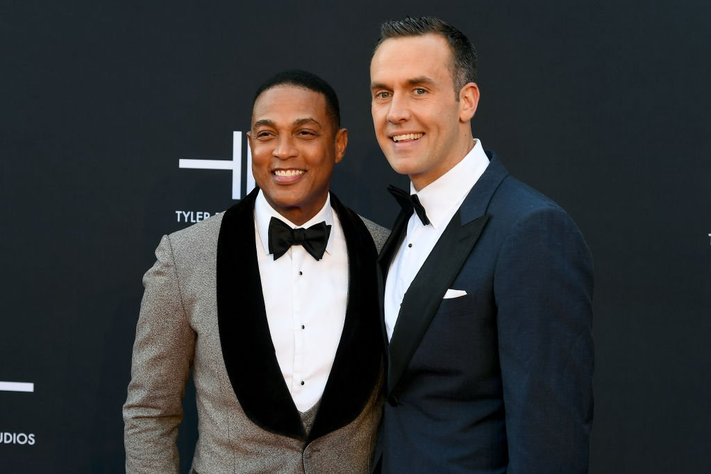 Image Credits: Getty Images | Don Lemon with his fiancé