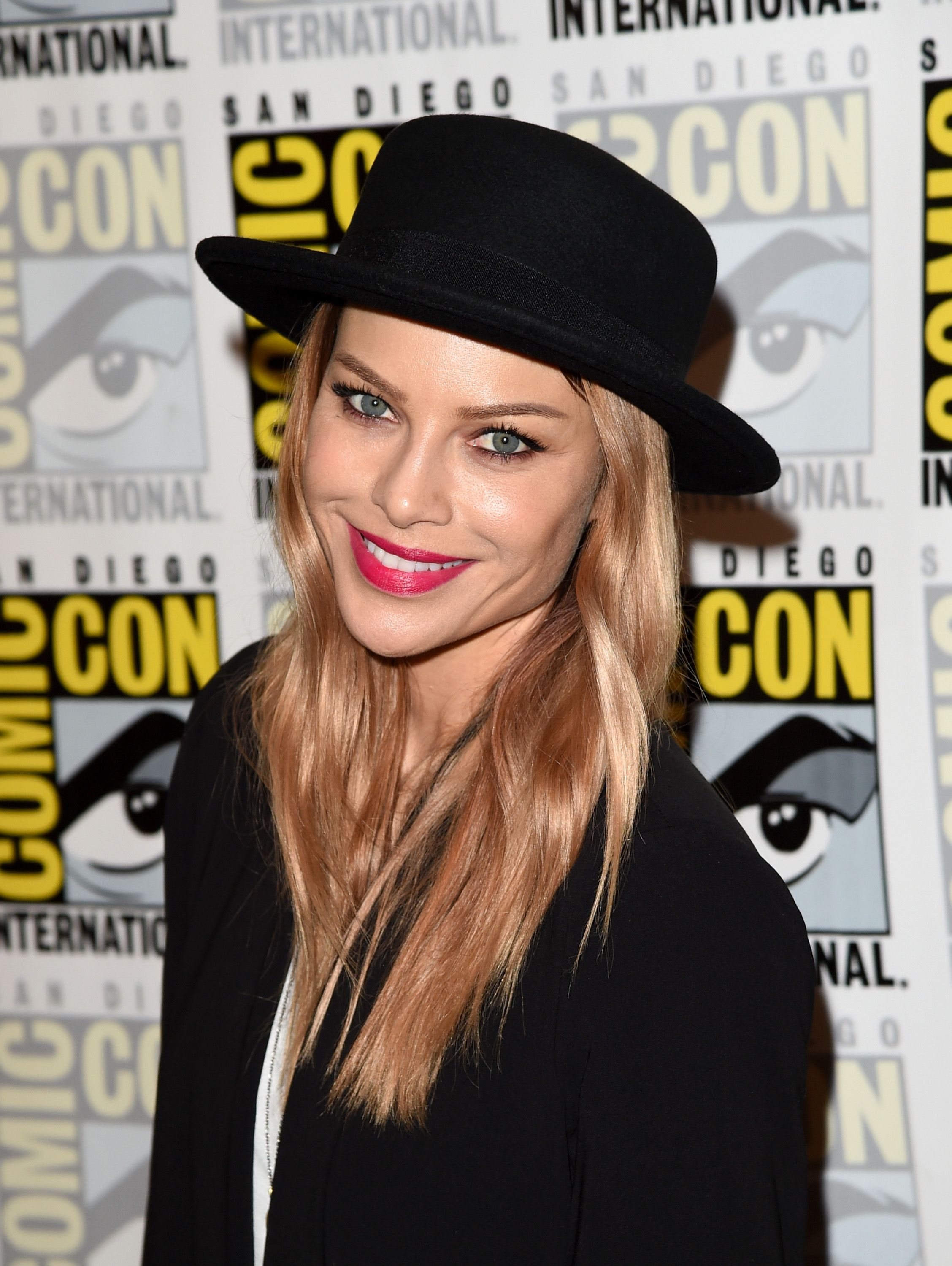 Lauren German likes working with Tom Ellis / Getty Images