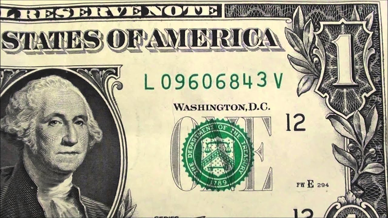 Your $1 Bill May Worth Thousands
